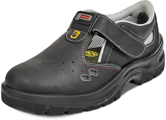 pracovní obuv TOPOLINO ESD S1P SRC sandál - B300712