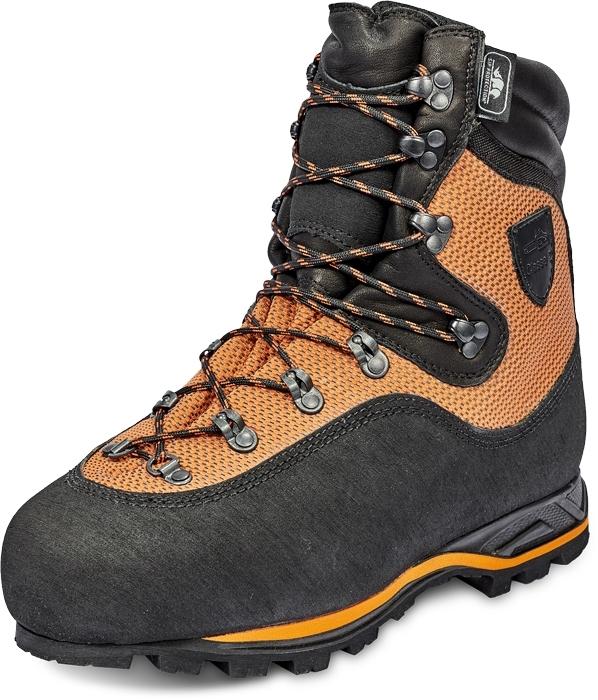 pracovní obuv GRIZZLY 3SIC S3 WR HI CI SRC poloholeňová - B300706