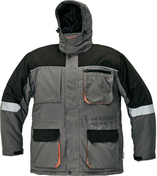 pracovní bunda zimní EMERTON - V000036