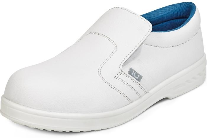 pracovní obuv RAVEN O2 SRC mokasín - B300208