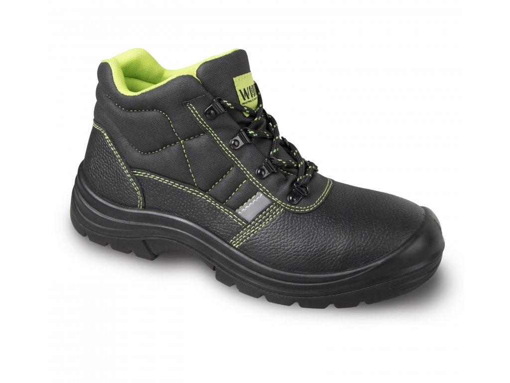 pracovní obuv STOCKHOLM O1 FO SRC kotník - B300797