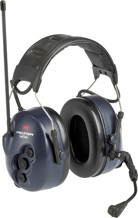 mušlový chránič PELTOR MT53H7A4400-EU LiteCom  32 dB - P400625