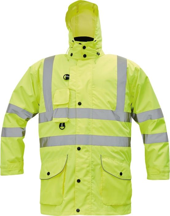 pracovní bunda zimní FORMBY HV - O203523