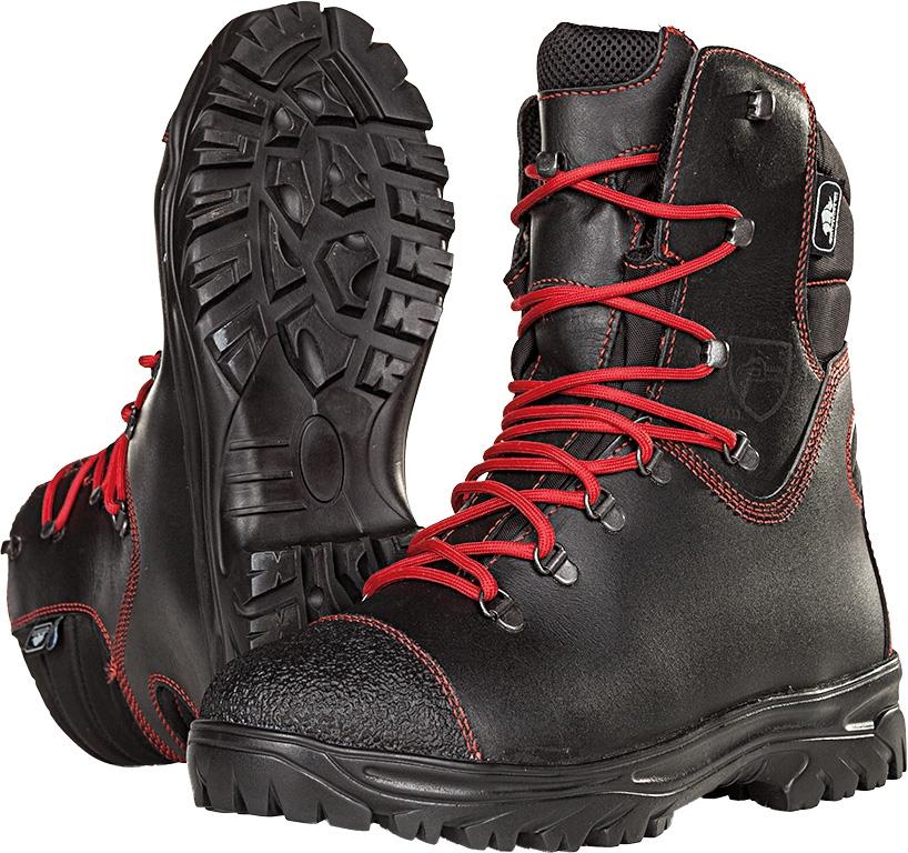 pracovní obuv poloholeňová TIMBER 3XAK S3  WR HRO HI CI SRA - B300908