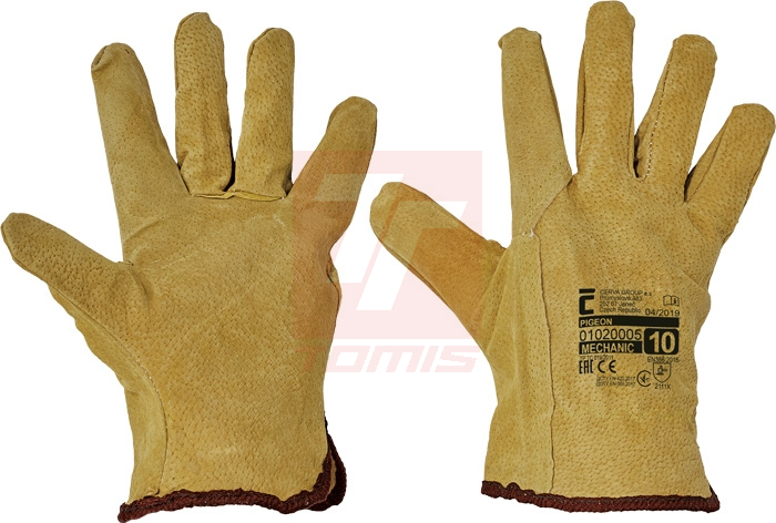 pracovní rukavice PIGEON - 1013