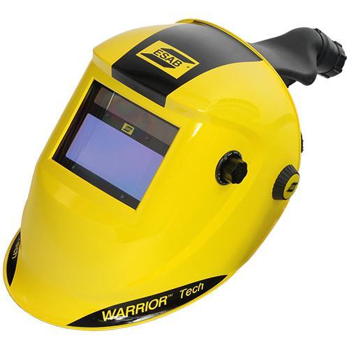 svařovací kukla ESAB WARRIOR Tech 9-13 žlutá pro Air - P400897