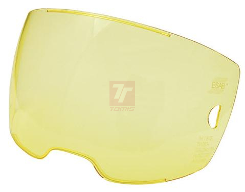 přední krycí sklo žluté ke kukle ESAB Sentinel A50 - P401076