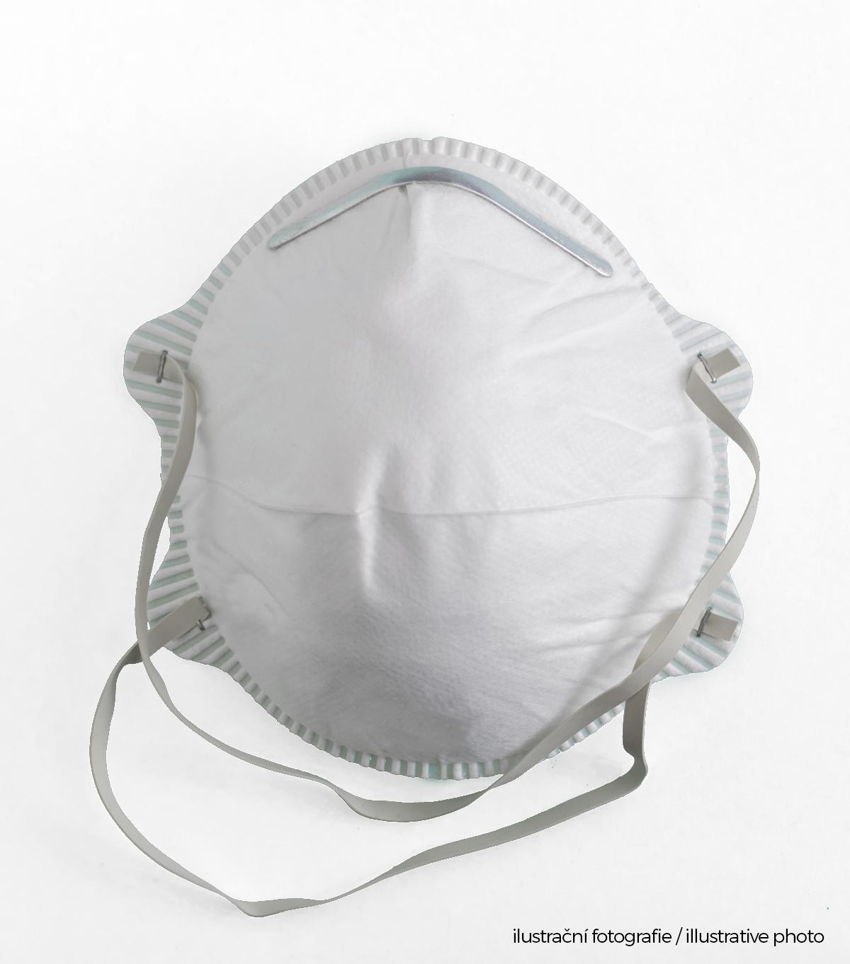 respirátor KN95 FFP2 - P401129