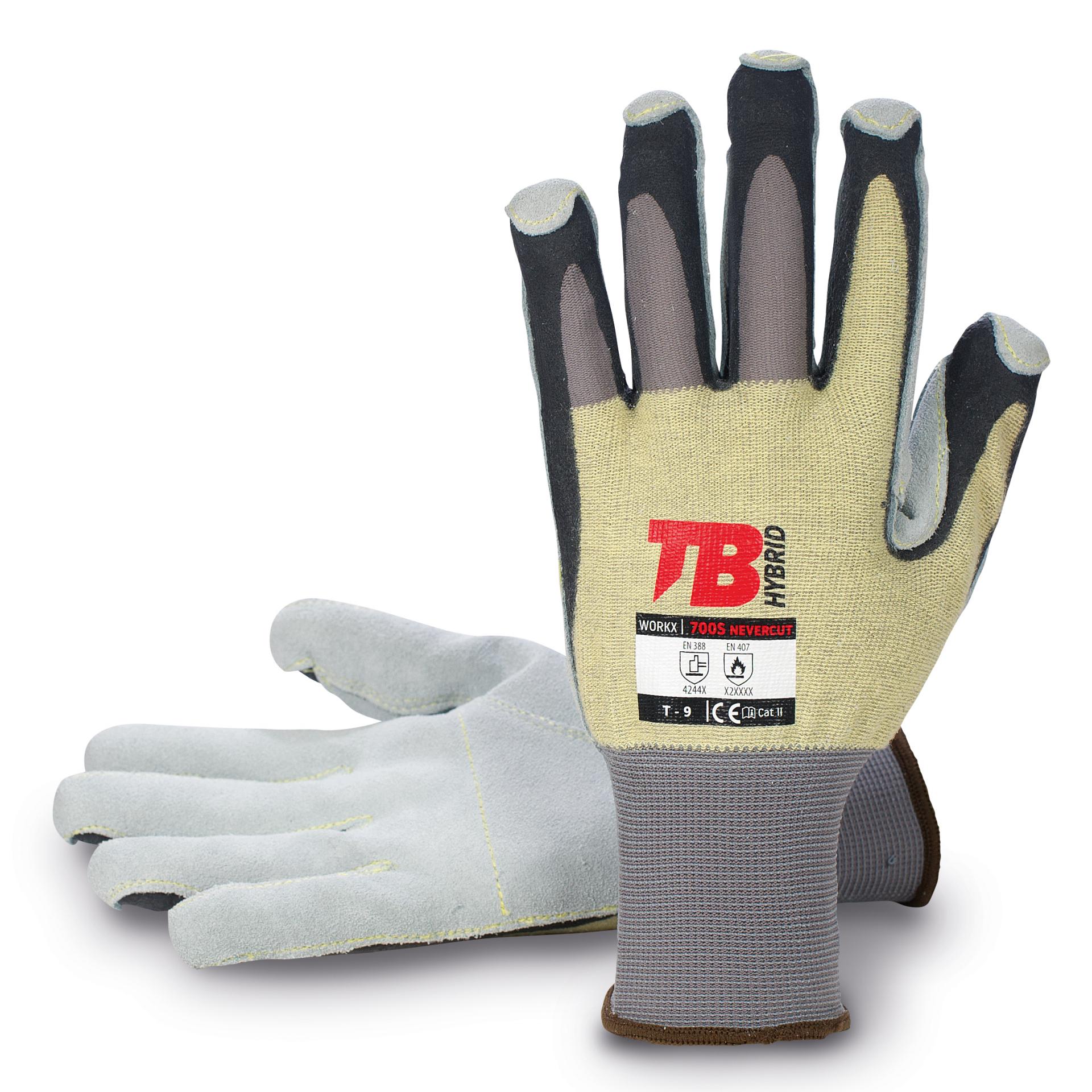 Pracovní rukavice Tomas Bodero 700S NEVERCUT - R100171