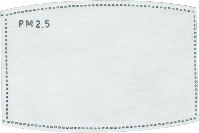 náhradní filtr pro roušku POTTS KIDS (bal./10ks) - P401148