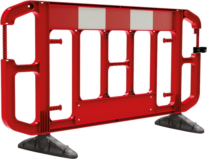 mobilní bariéra TITAN 2M standard - P401017