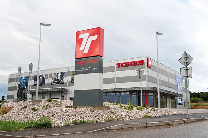 TomisCZ - prodejna
